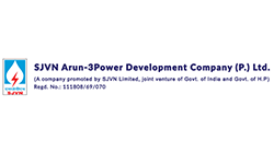 SJVN Arun-3 Power Development Company Pvt. Ltd.