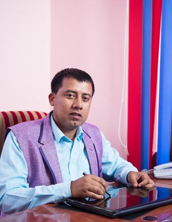 Mr. Bishnu Prasad Timalsina